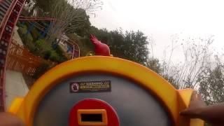 Universal Studios Woody Woodpecker Ride
