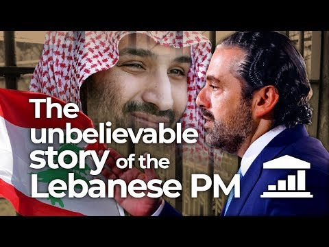 When the SAUDIS kidnapped a PRIME MINISTER - VisualPolitik EN