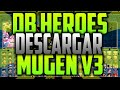 Descargar/Download - Dragon Ball Heroes M.U.G.E.N (Hi-Res)