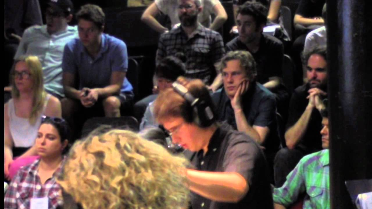 """Bruce Almighty"" Re-score, NYU/ASCAP Summer Workshop 2012"