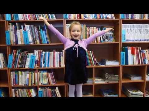 Изображение предпросмотра прочтения – «Детская библиотека им.Н.Носова» читают произведение «Мороз, Красный нос» Н.А.Некрасова