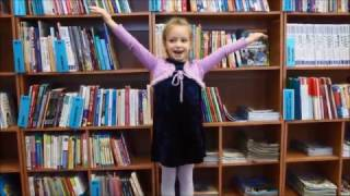 Страна читающая — «Детская библиотека им.Н.Носова» читает Некрасов Н. ''Мороз-воевода''