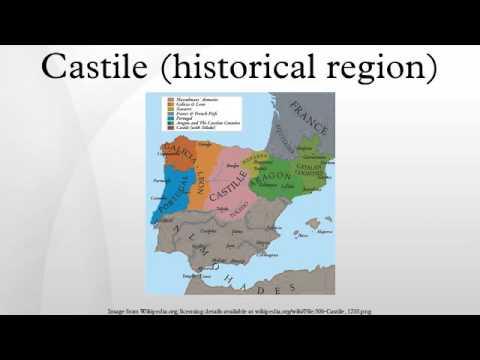Castile (historical region)