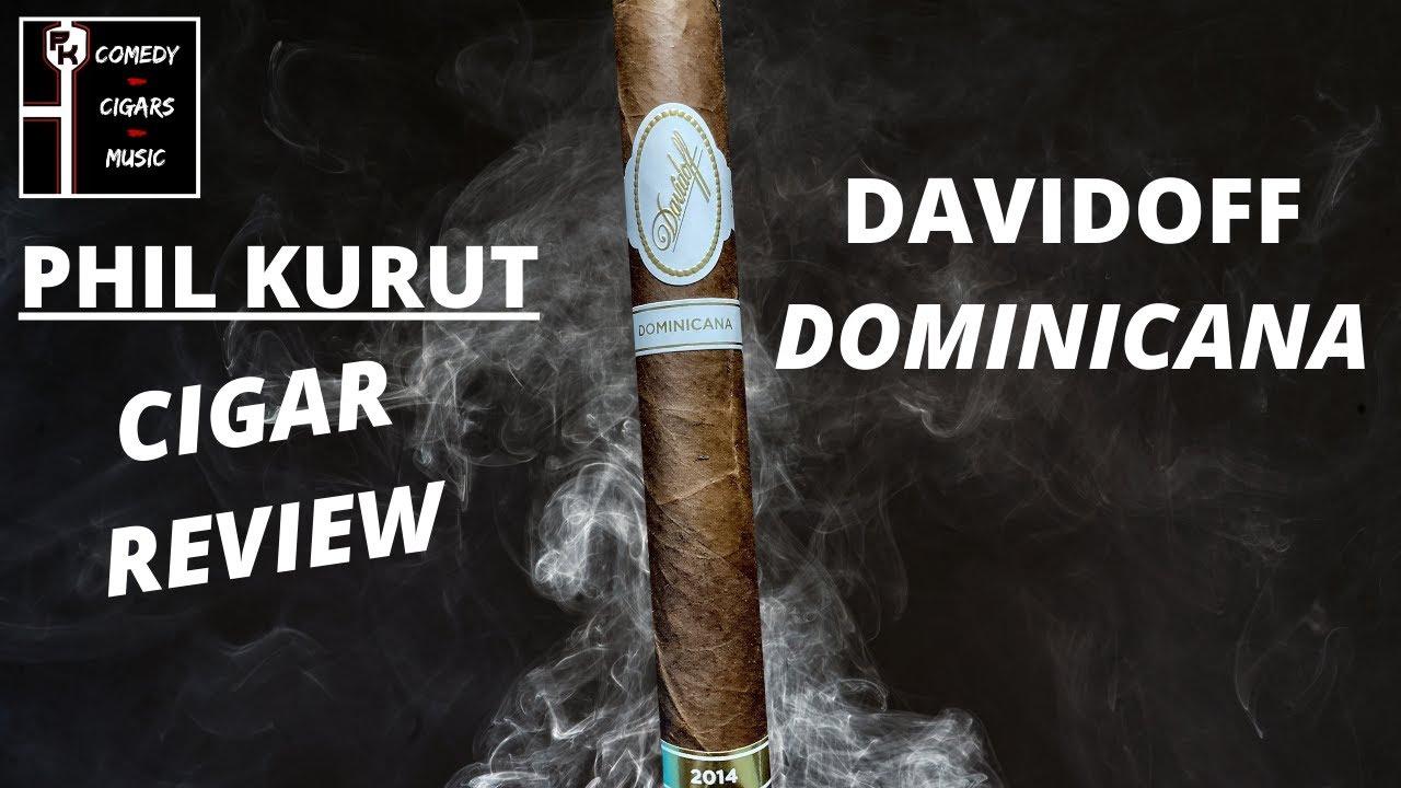 DAVIDOFF DOMINICANA   CIGAR REVIEW
