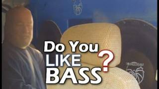 GRANDPA LOVES BASS... But He Didn't Dare To Get In!! Funny Old Guy Car Audio Reaction