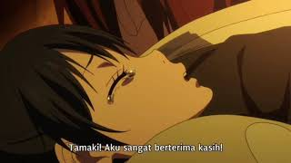 Sad moment Tamaki #Enen no Shouboutai #animesad