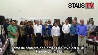 Toma de Protesta del Comité Ejecutivo y Comisiones Estatutarias 2019-2021