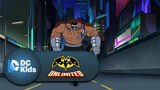 The Harder They Fall   Batman Unlimited   Episode 2