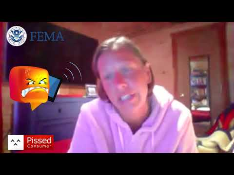 Fema fraud and refusal for assistance @ Pissed Consumer Interview
