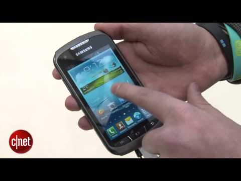 Hands-on with the waterproof Samsung Galaxy Xcover 2