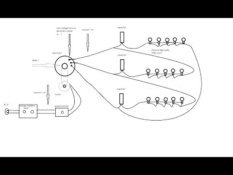 Free Energy Generator, Reducing Lenz's Law Until The Point That It Can Be Canceled part 3