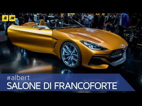 Nuova BMW Z4 Concept, a Francoforte la preview della nuova tegenerazioneENGLISH SUB]