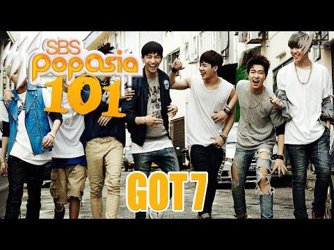 PopAsia 101 - GOT7 (갓세븐)