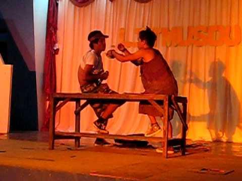 WPU-QUEZON LITMUSCU 2010 COMMERCIAL SPOOF CHAMPION-PARAGUA TEAM!
