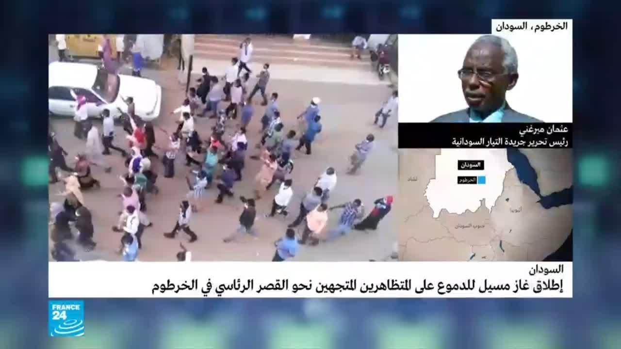حركة الغضب لا تتراجع..كيف تواجه الحكومة السودانية ذلك؟