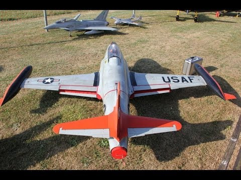 Lockheed T-33 T-Bird ( Lockheed P-80 Shooting Star)