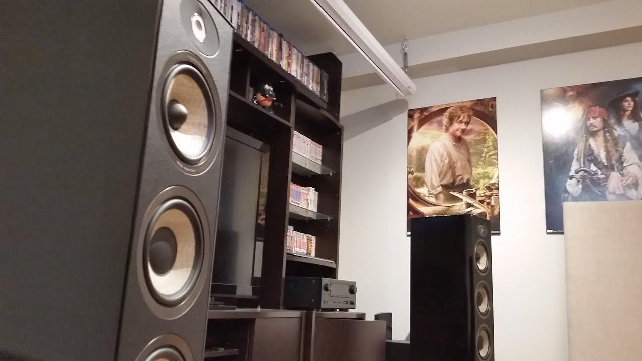 Focal Aria 926 stereo speaker setup experience