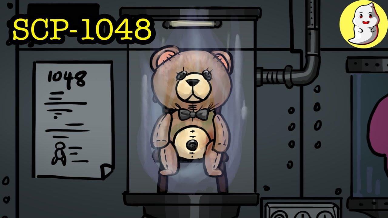 SCP-1048 泰迪熊建造者 【SCP動畫】