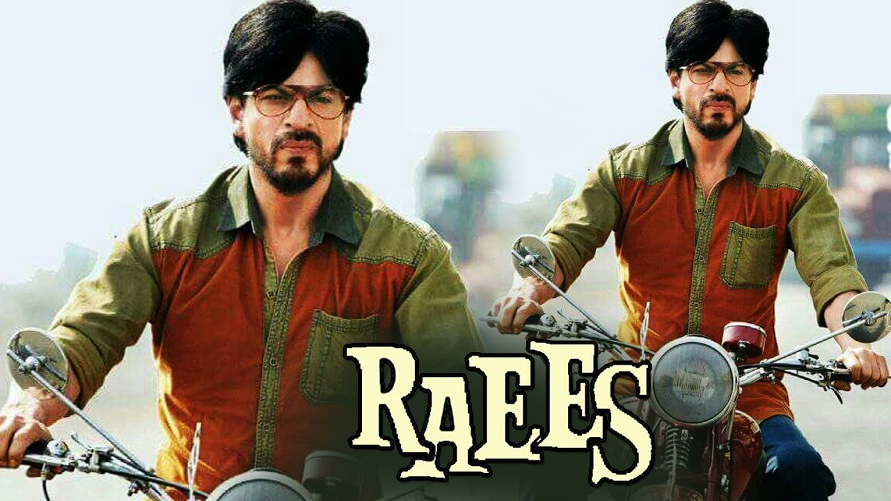 Download Shahrukh Khan RIDING THE BIKE In Raees Steals The Show