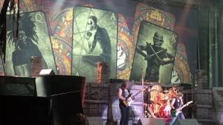 Iron Maiden, Children of the damned/Tears of a clown - live in Milano, Mediolanum Forum, 22.07.2016