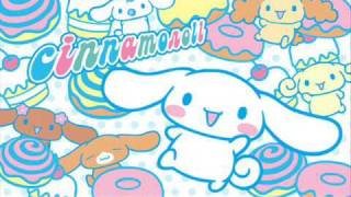 Cinnamoroll and his friends!