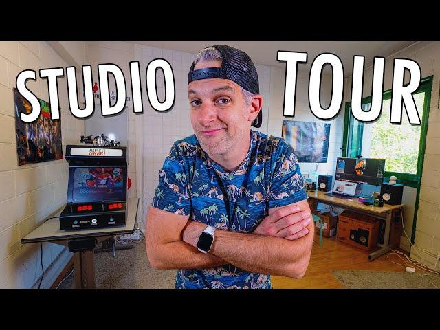 Les Secrets de mon Studio Parisien … (Studio Tour 2020)