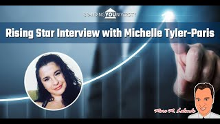 👨‍🏫 Rising Star Interview with Michelle Tyler-Paris
