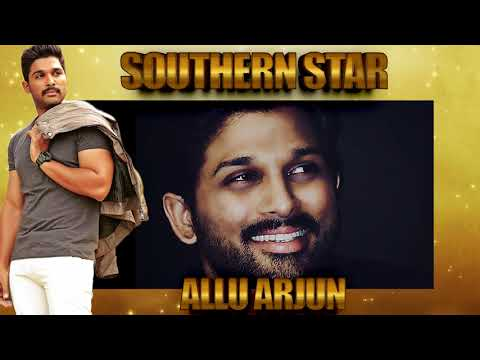 Southern Star Allu Arjun Dashing AV @Taxiwaala Pre Release Event
