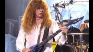 Megadeth - Take No Prisoners (Live at the Hollywood Palladium 2010)