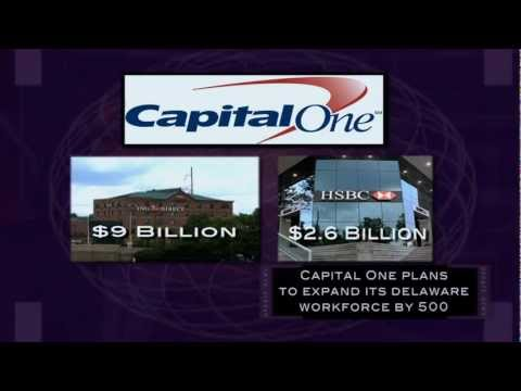 ✜ Update News Online ✜ Capital One announces workforce expansion in Delaware