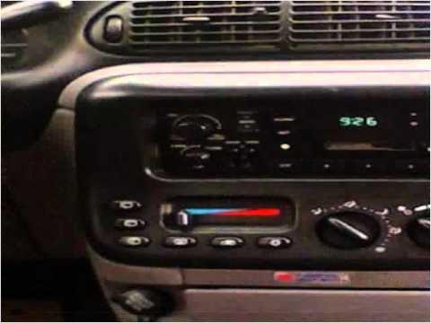 1996 Dodge Grand Caravan Used Cars North Versailles PA