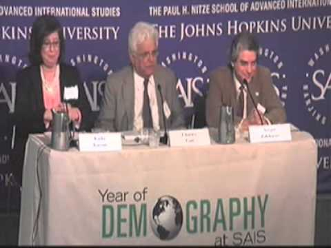 Conference:  Demographic Trends and the BRICs