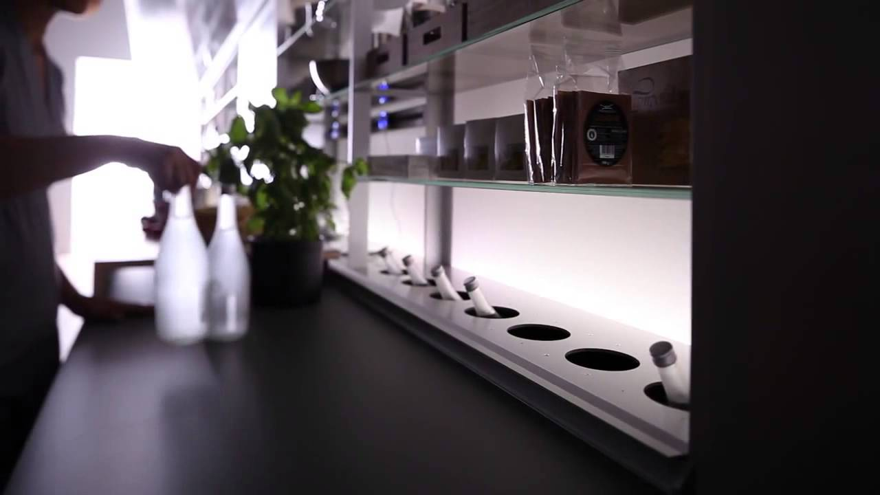 VALCUCINE - NEW LOGICA SYSTEM - YouTube