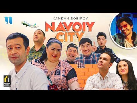 Xamdam Sobirov - Navoiy city (Official Music Video)