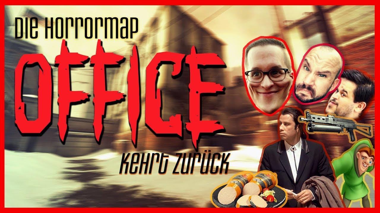 SolEk tiltet hart auf Office - Die Rückkehr zur Horrormap!