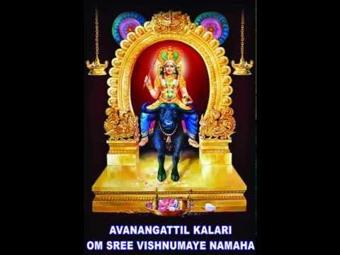 Vishnumaya song - Sivasankarathanaya parvathy nandhana......(Avanangattilkalari)