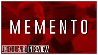 Memento - Every Christopher Nolan Movie Reviewed and Ranked
