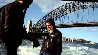 Daniel Geale in Australia (HBO Boxing)