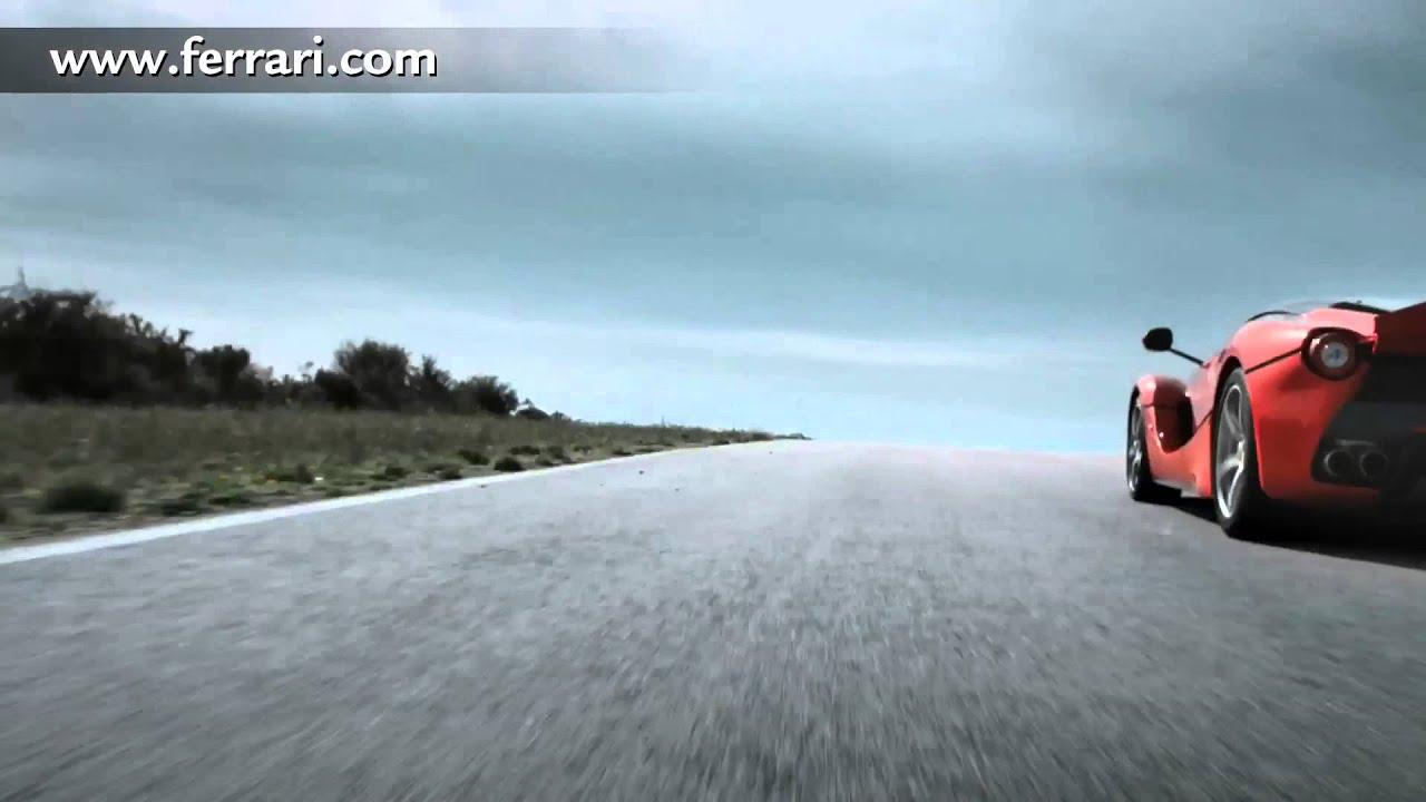 Ferrari Ad Youtube
