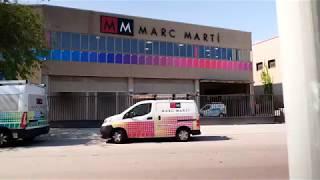 MARC MARTÍ L'H A VISTA DE DRON!!!