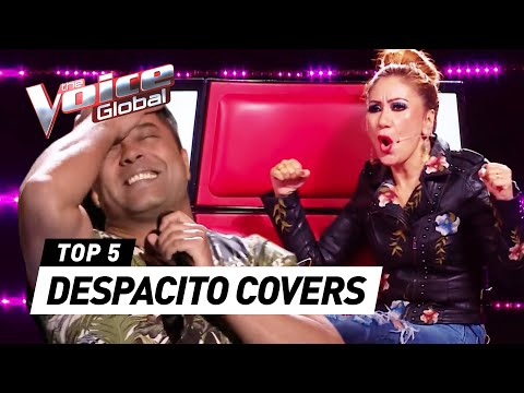 BEST DESPACITO covers in The Voice PART 2