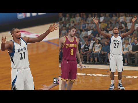 NBA 2K15 PS4 My Career - 1st Splash & Badge!