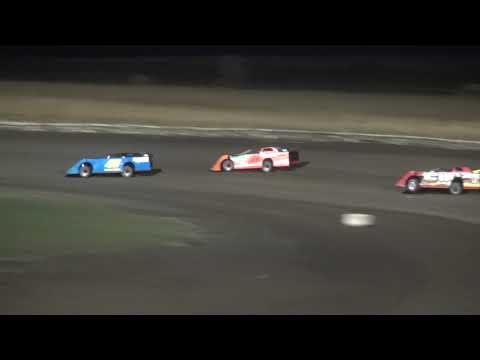 2017 Fall Extravaganza Night 1 Late Model Heat Lee County Speedway 10/7/17