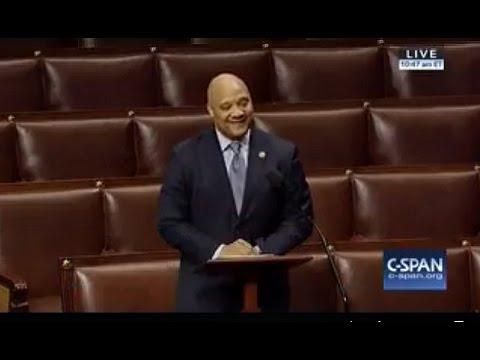 Congressman Andre Carson Speaks on House Floor for 100th Running