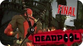 FINAL DE DEADPOOL EL VIDEOJUEGO GAMEPLAY ESPAÑOL