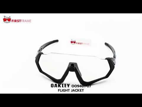 OAKLEY OO9401 07 FLIGHT JACKET by FIRST FRAME