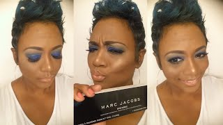 Makeup Fun: Marc Jacobs EyeConic in Smartorial