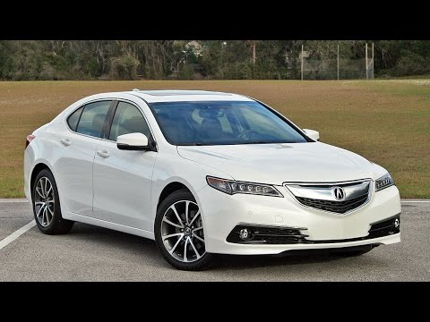 2017 Acura Tlx Driven Top Speed