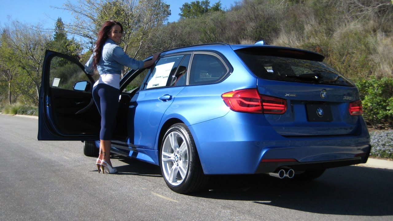 New Bmw 330i Xdrive Sport Wagon M Sport Package