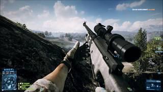 Long Range BF3 Sniping